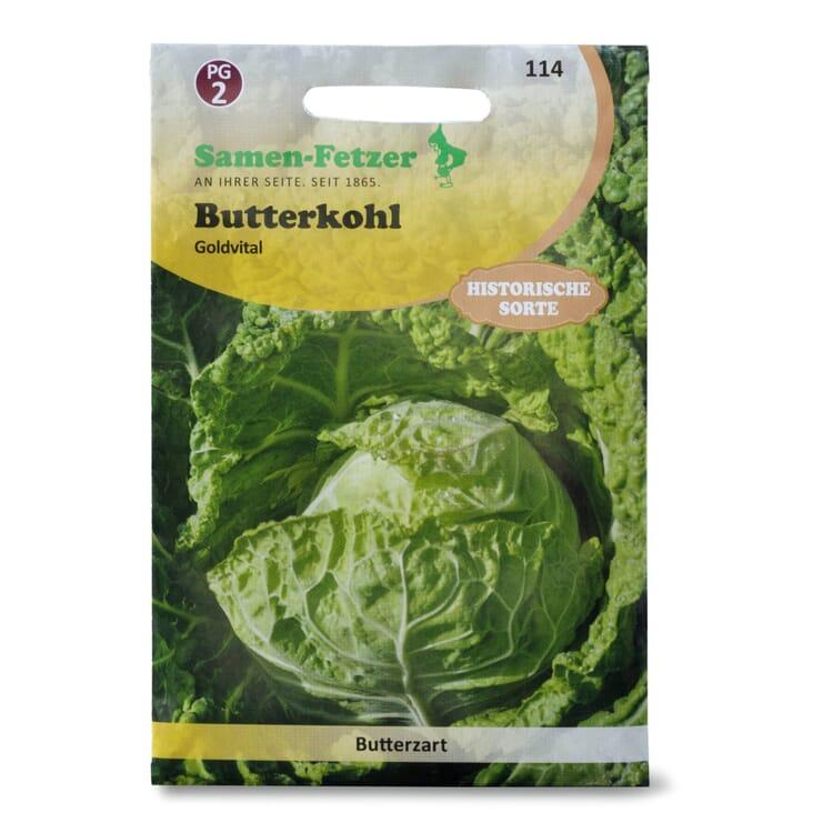 Gemüsesaatgut Butterkohl Goldvital