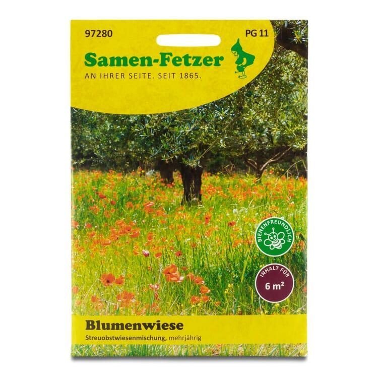 Saatgutmischung für Blumenwiesen im Halbschatten