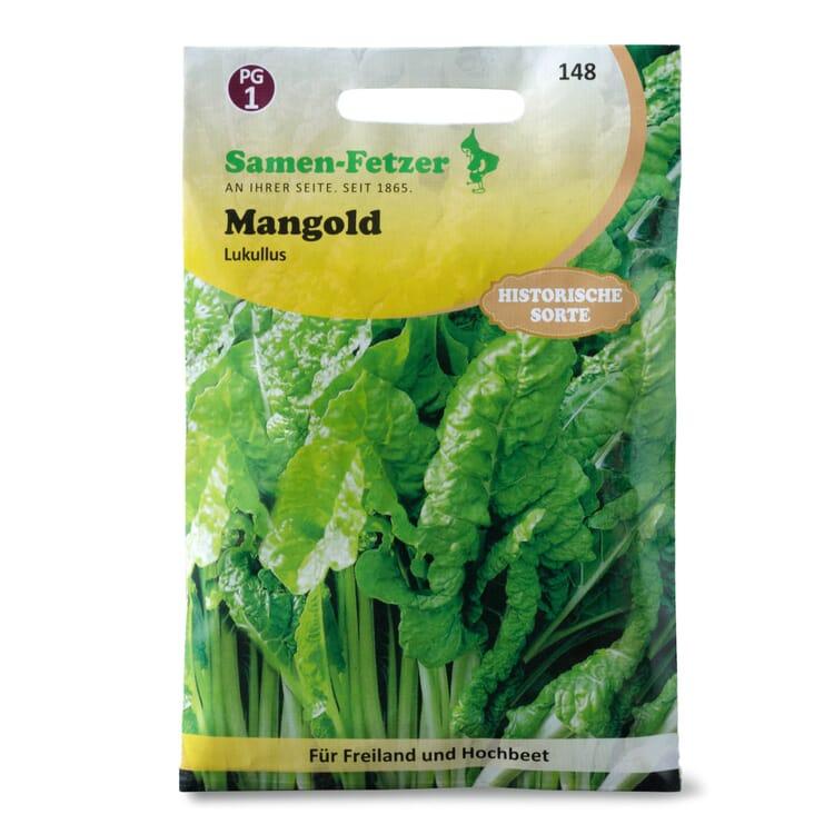 Gemüsesaatgut Mangold 'Lukullus'