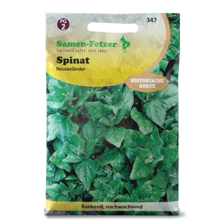 Gemüsesaatgut Neuseeländer Spinat