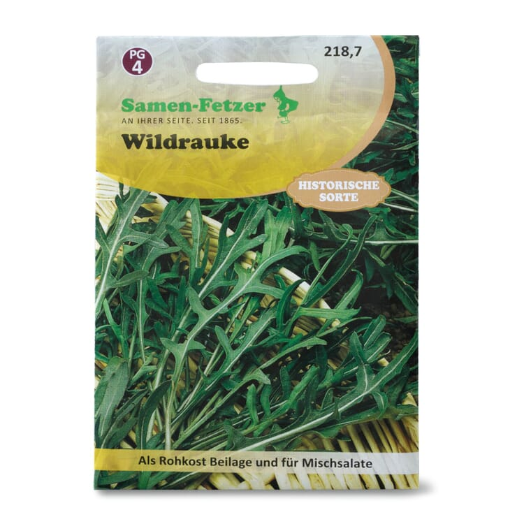 Gemüsesaatgut Wildrauke
