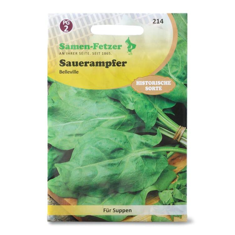 Gemüsesaatgut Sauerampfer Belleville