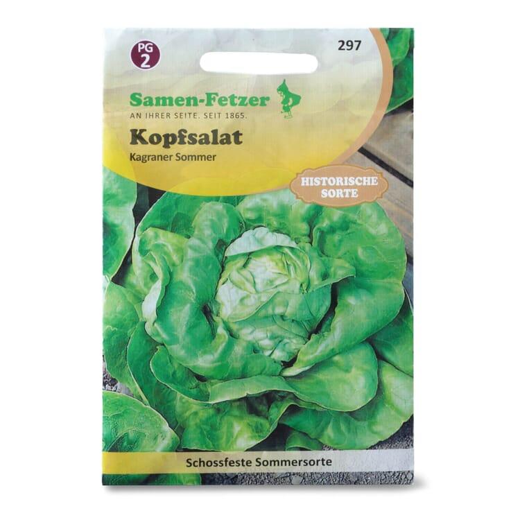 Gemüsesaatgut Kopfsalat 'Kagraner Sommer'