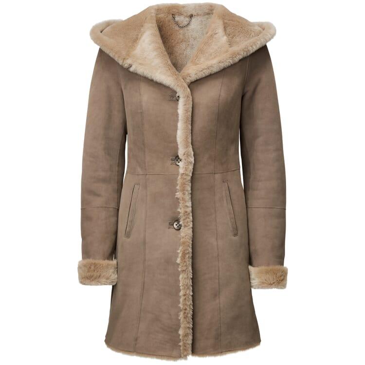 Women's Lambskin Coat