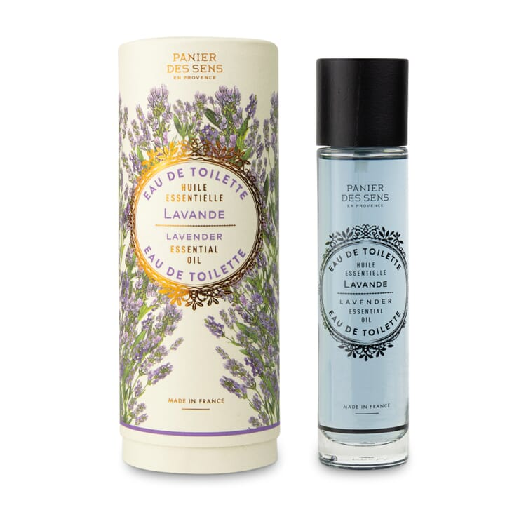 Panier des Sens Eau de Toilette Lavendel