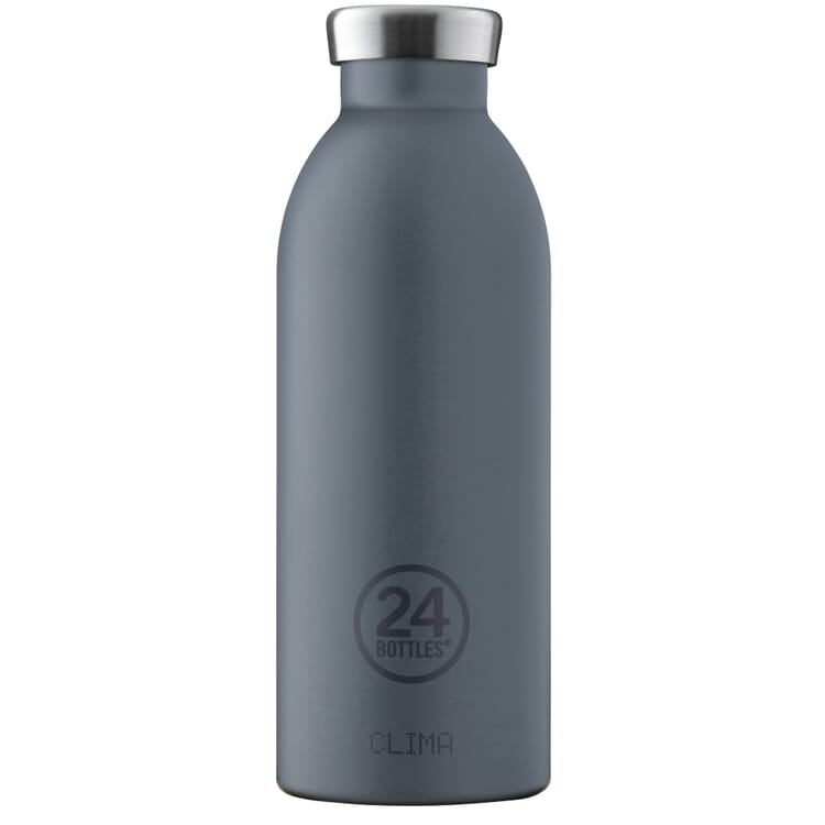 Small Drinking Bottle Clima, Grey