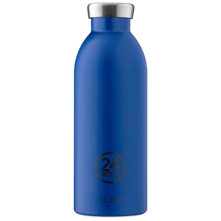 Small Drinking Bottle Clima, Dark Blue