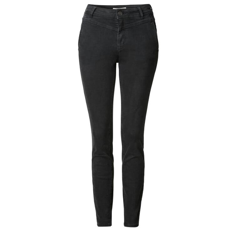 Women's Highwaist Jeans, Black