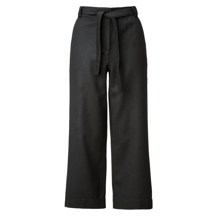 Women's Culotte, Black
