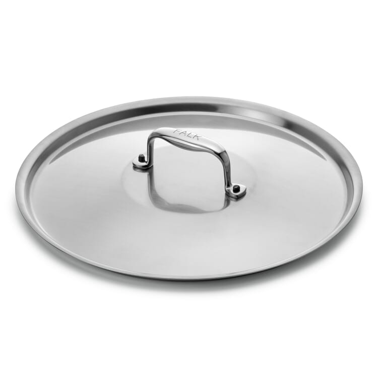 Lid Made of Stainless Steel, 24 cm