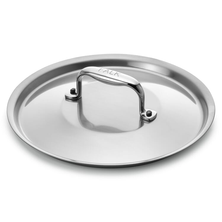 Lid Made of Stainless Steel, 18 cm