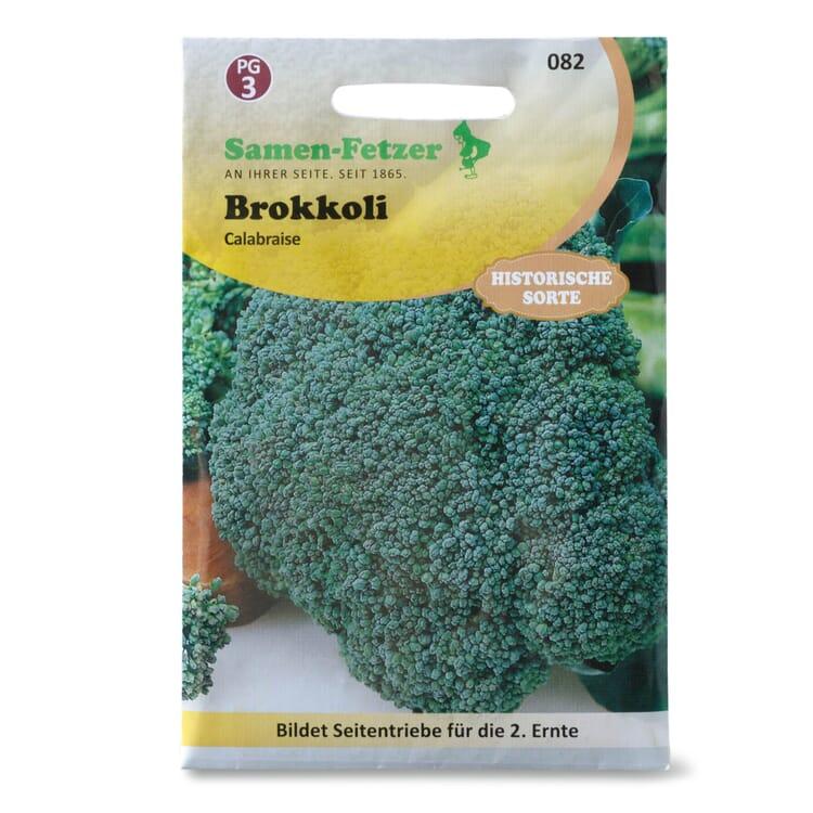 Gemüsesaatgut Brokkoli Calabraise