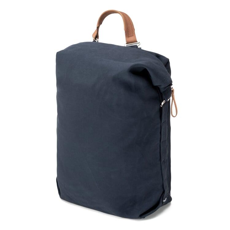 Rucksack Roll Pack Bananatex Blau