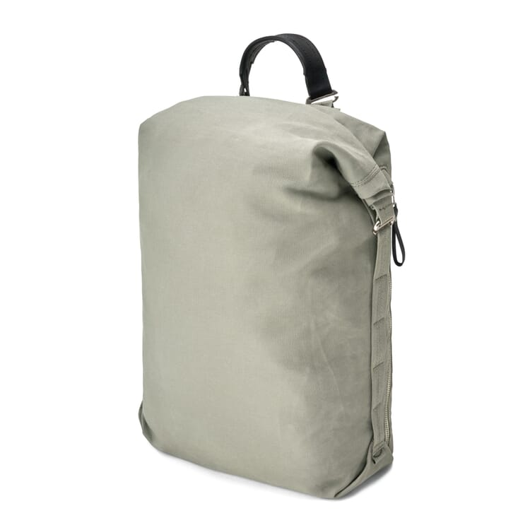 Backpack Roll Pack Bananatex, Green