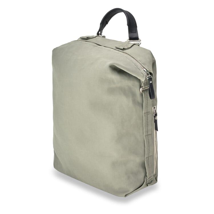 Backpack Zip Pack Bananatex, Green