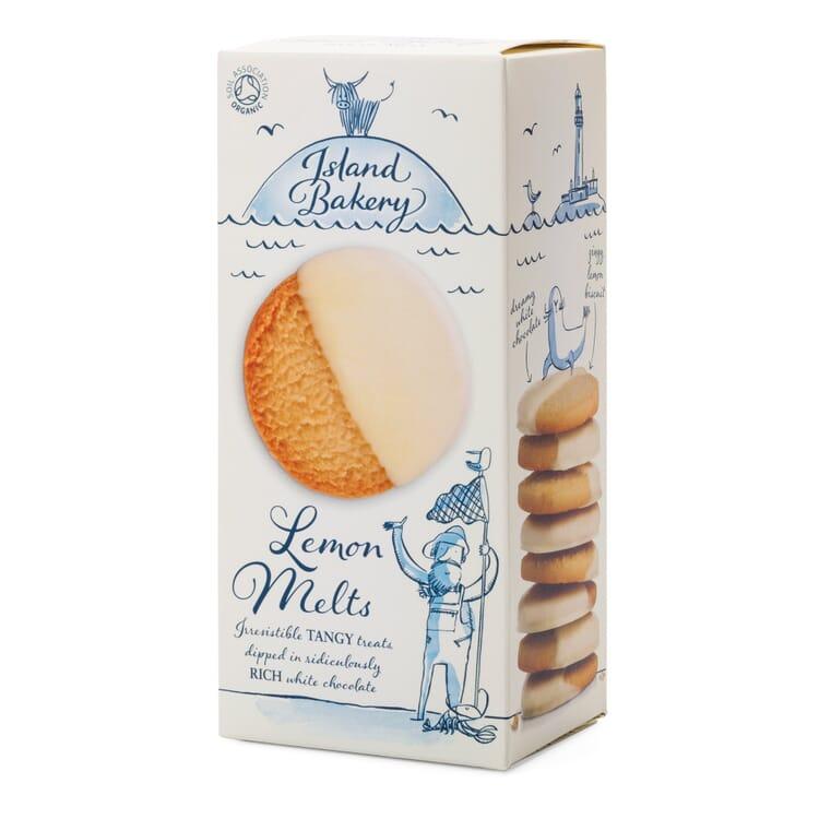 Organic Scottish Lemon Biscuits
