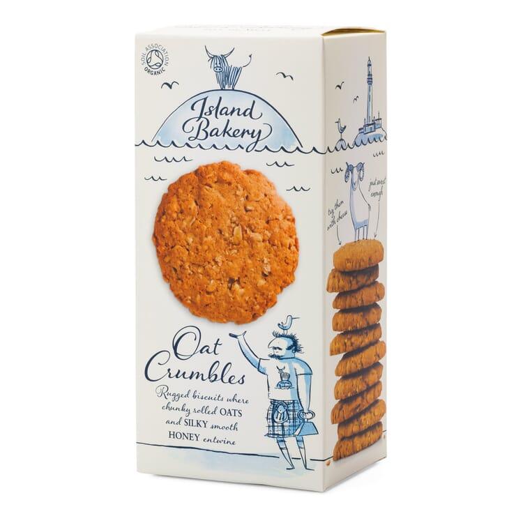 Organic Scottish Oat Biscuits