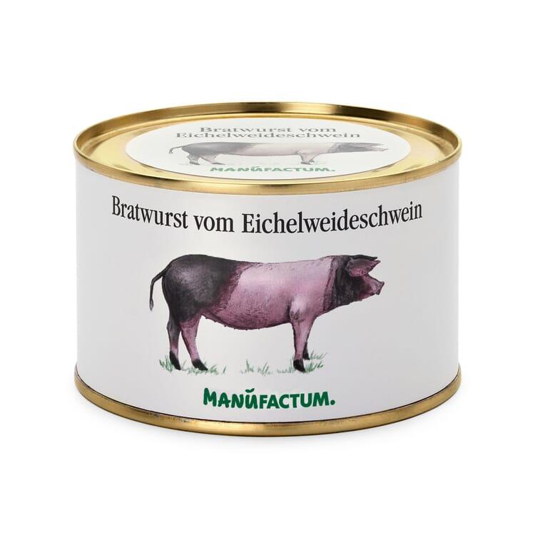 Bratwurst vom Schwäbisch-Hällischen Eichelweideschwein