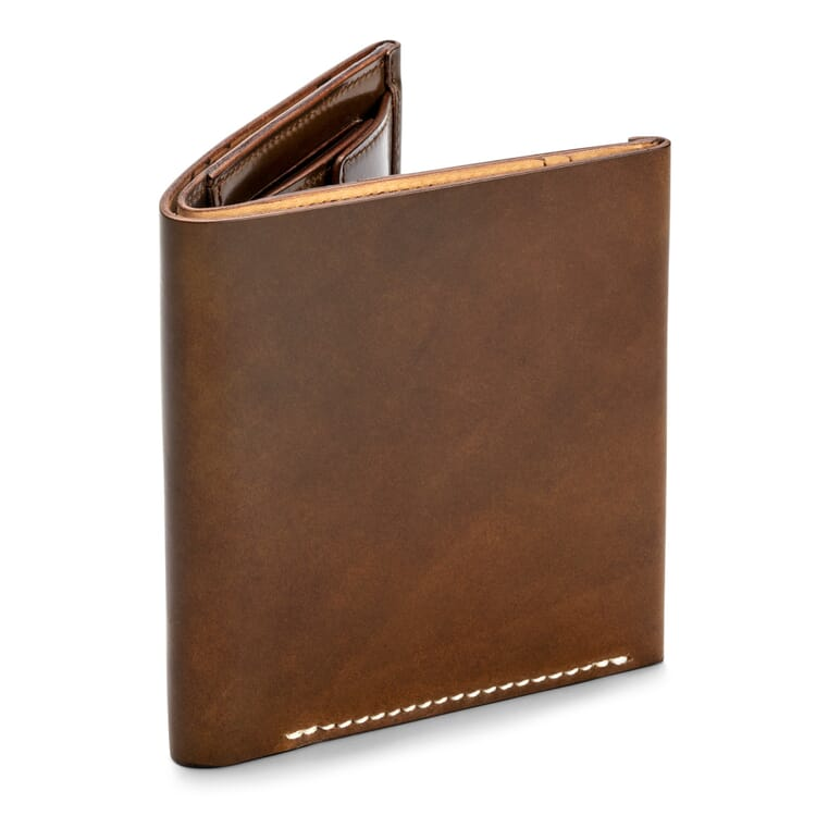 Small Men's Cordovan Wallet