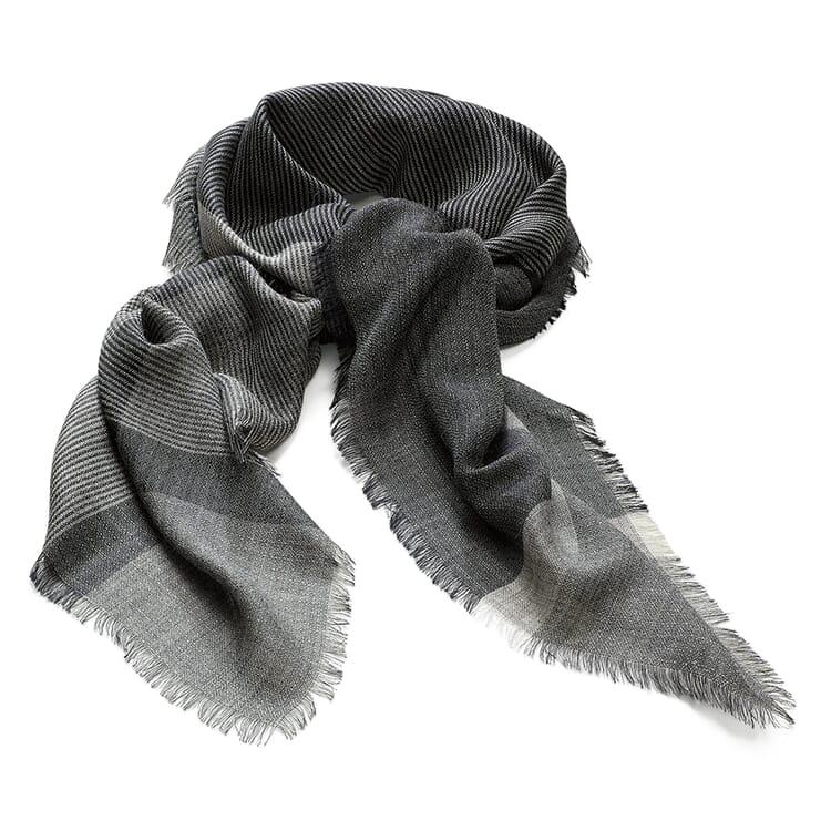 Scarf Made of Alpaca and Silk