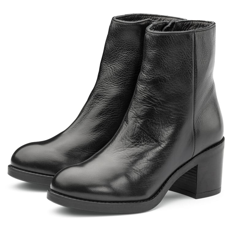 Women's Ankle Boots Cowhide