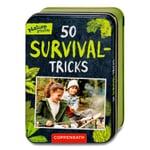 Card box 50 Survival Tricks