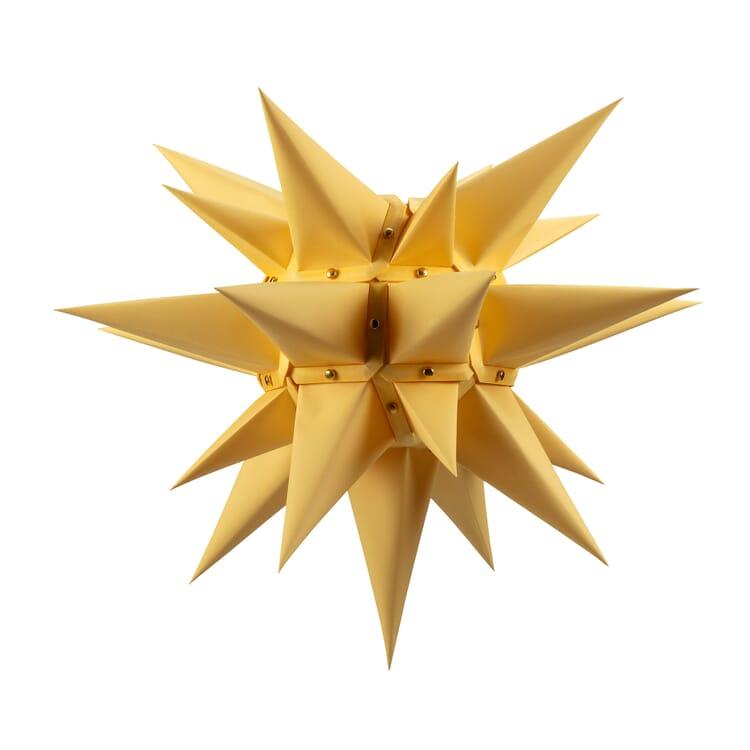 Herrnhut Star 40 cm, Yellow