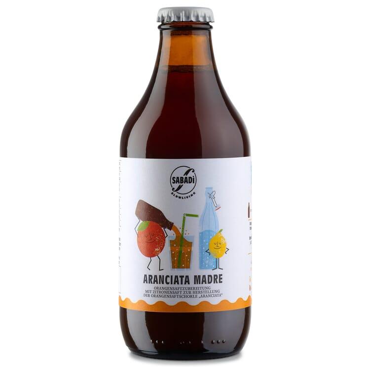 Organic Fruit Syrup by Sabadi