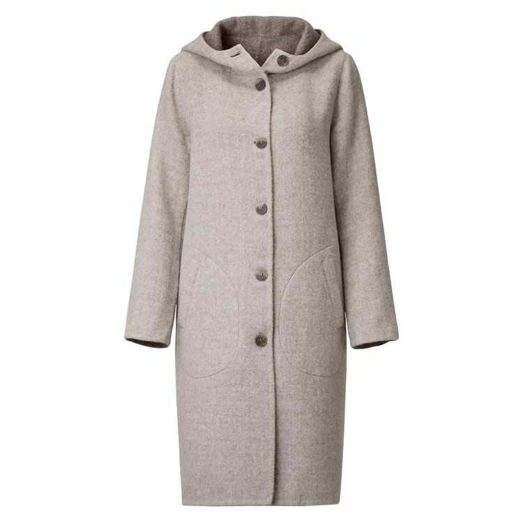 Women's Reversible Coat