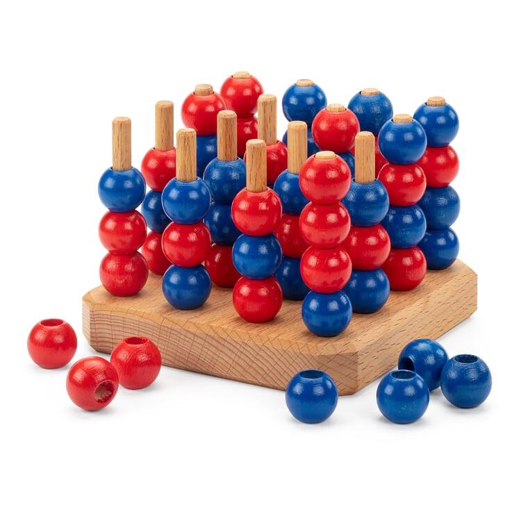 Strategiespiel Vier gewinnt 3 D