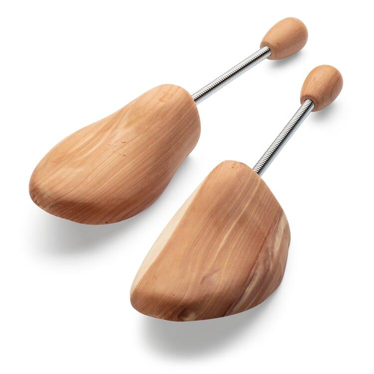 Shoetrees Made of Cedar wood, Cedar Wood