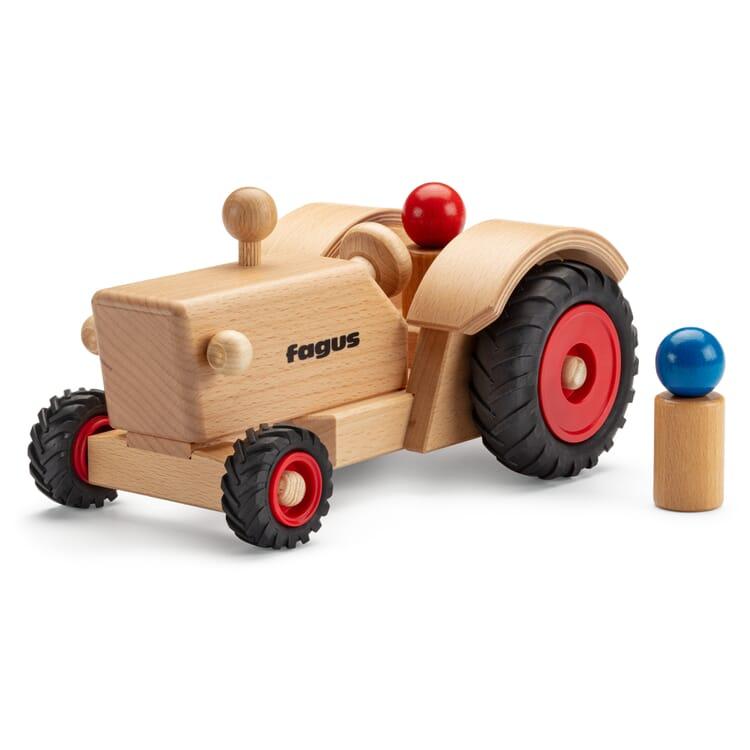 Fagus Traktor Holzfahrzeug