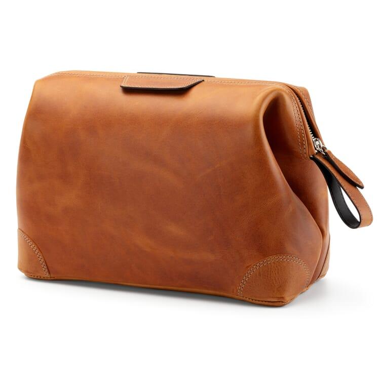 Hammann Toilet Bag Bull Leather