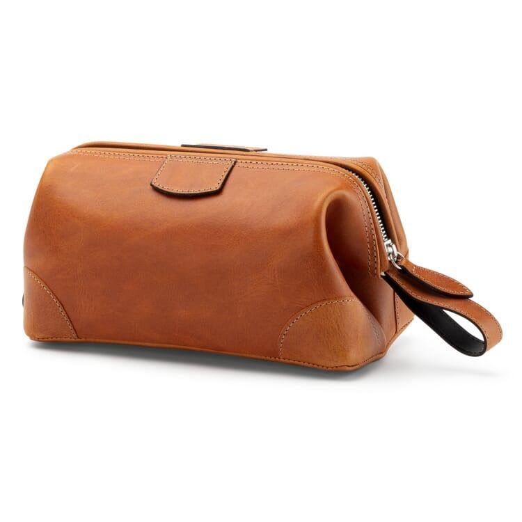 Hammann Toilet Bag Bull Leather, Small