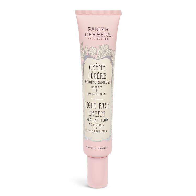 Light Face Cream Peony