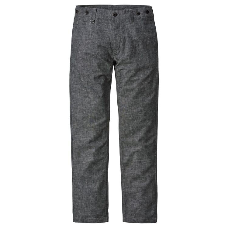 Herren-Hunting-Pant, Grau