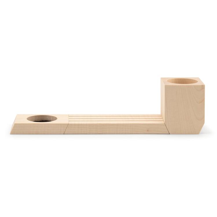 Schreibtisch-Set Ahornholz