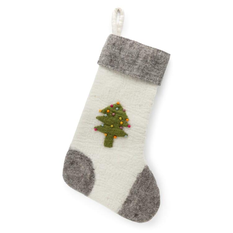 Strumpf Filz, Weihnachtsbaum