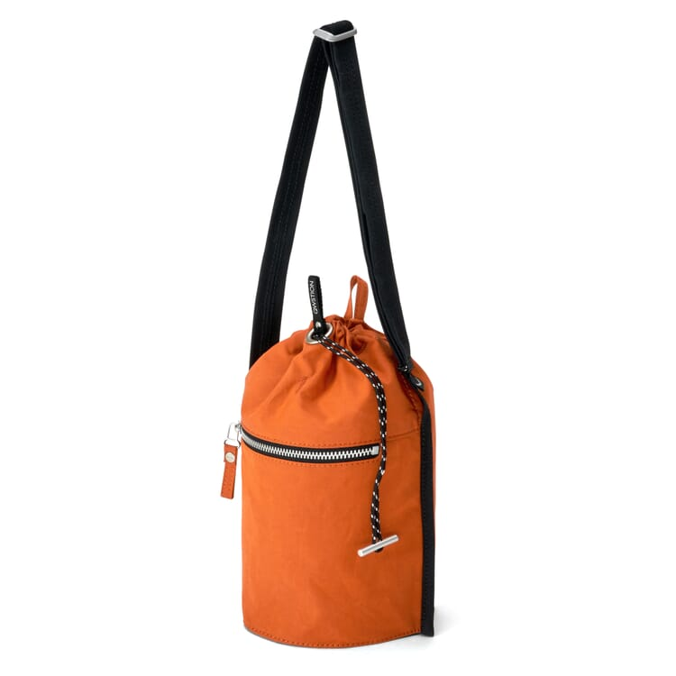 Tasche Mini Bucket, Orange