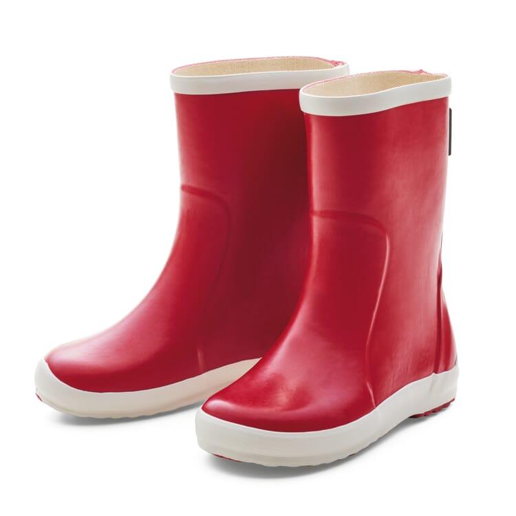 Children's Gumboots, Red
