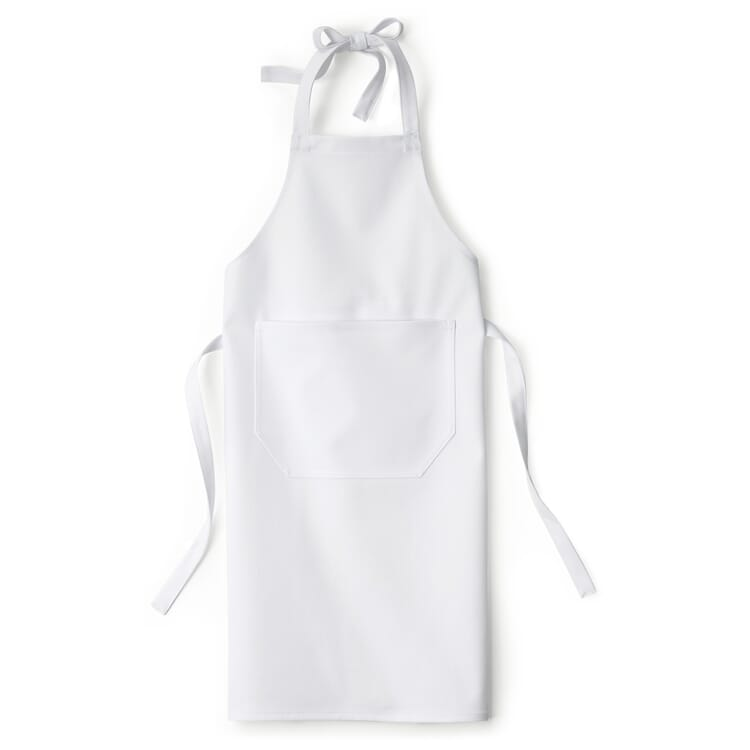 Chef's Apron and Hat for Kids by Manufactum, Shite