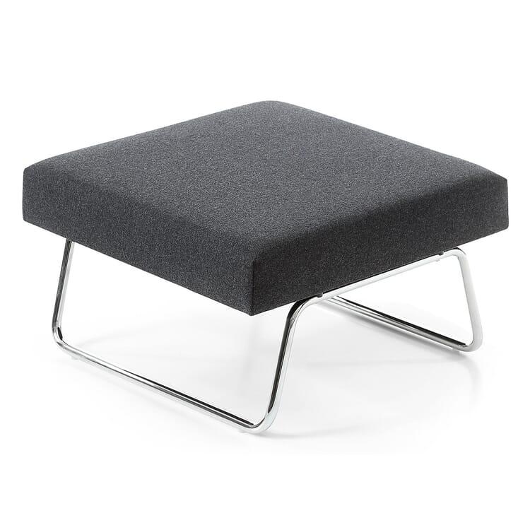 Hocker zu Sessel Lounge Chair Hirche