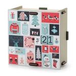 Advent Calendar Refillable Box by Werkhaus