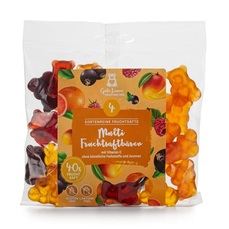Multi-Fruchtsaftbären