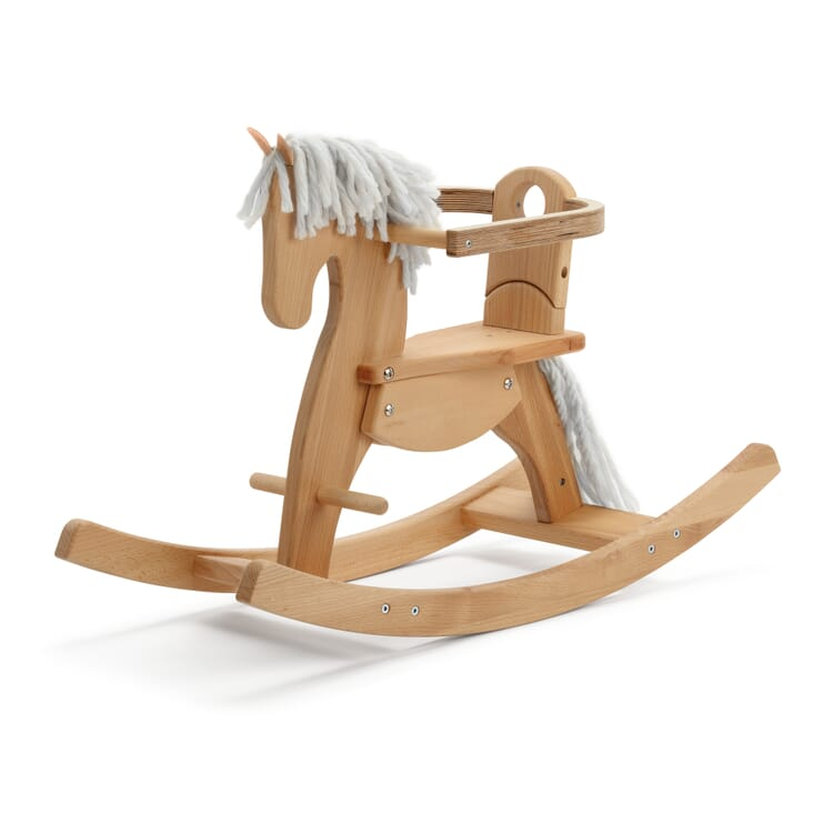 Schaukelpferd Holz