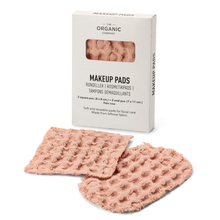 Reusable Make-up Removal Pads, Pink