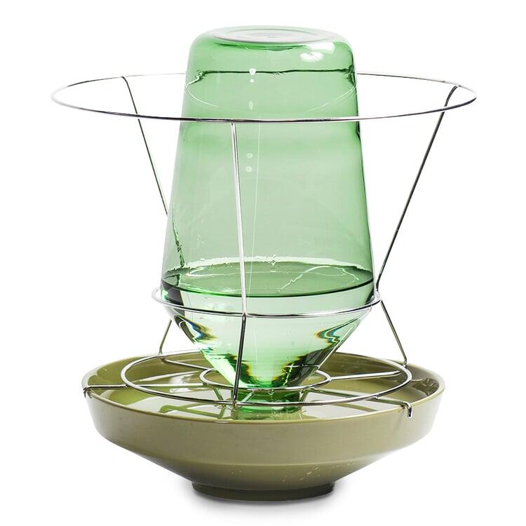 Vase Hidden Vase Grün