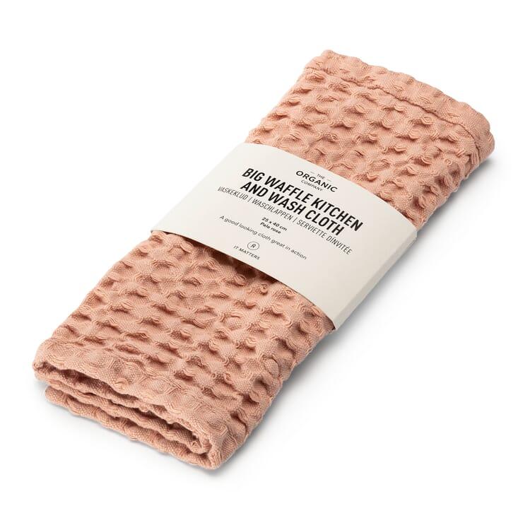 Face Towel, Pink