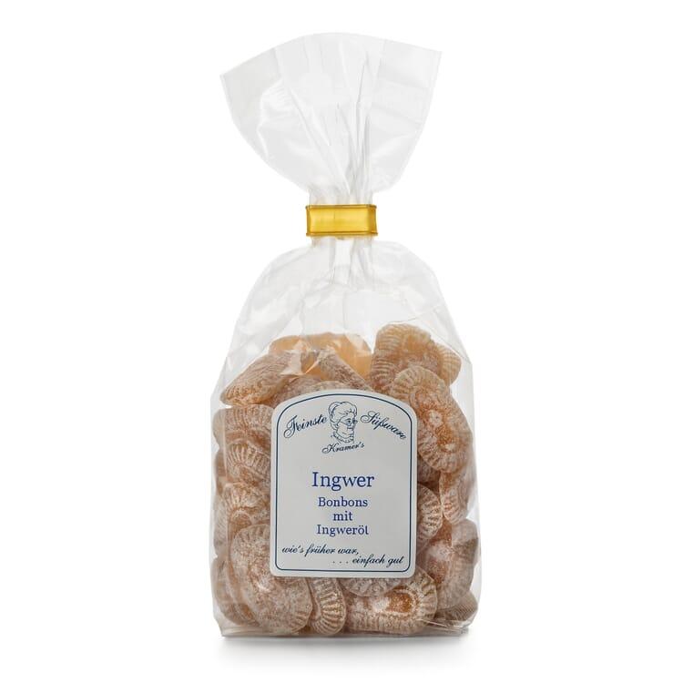 Ingwer-Bonbons mit Ingweröl