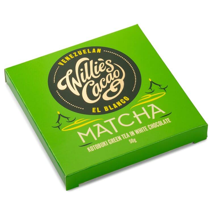 Willie's Cacao Matcha